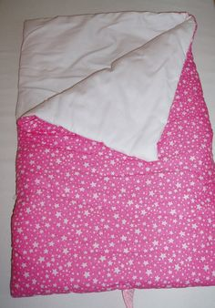 Build-a-Bear sleeping bag, style my niece wants  (from http://funthreads.blogspot.com)