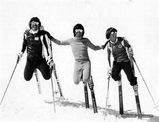 Skiing doesn't have to be expensive. A lot of people have left the sport because of the costs. Mode Au Ski, Apres Ski Party, Ski Vintage, Sports Nautiques, Ski Bunnies, Ski Racing, Ski Posters, Ski Wear, Ski Season