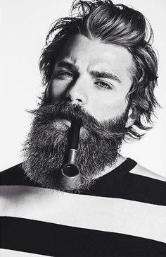 beards carefully curated — Jo