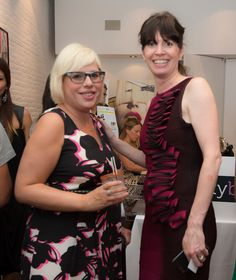 #FNO @LOrealWID's Rachel Weiss w WIM's @jkhoey Huge thanks to L'Oreal for supporting women in #tech