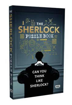 OUT TODAY! Order your copy of The #SherlockPuzzleBook, and find out the answers to our weeks of teasers! http://www.sherlockology.com/news/2017/10/26/sherlock-puzzle-book-answers-26017