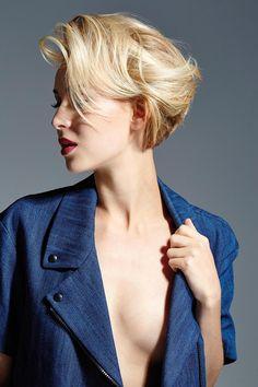 www.estetica.it | Credits Hair: Michel Dervyn Paris