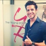 'The Young And The Restless' News: Miles Gaston Villanueva Teases Exciting Storyline For Luca Santori