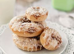 24 Glorious Doughnuts You Can Make at Home   via @PureWow