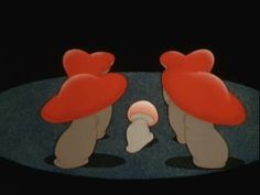 fantasia mushrooms