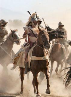 Hephaistion at Gaugamela