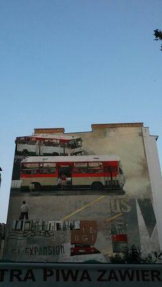 Lublin, street art