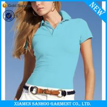 Fitted Ladies Polo T Shirts Popular OEM Top Quality best seller follow this link http://shopingayo.space