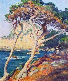 Guy Rose (3 March 1867–17 November 1925) was an American Impressionist painter who is recognized as one of California's top impressionist painters of the late 19th and early 20th centuries.