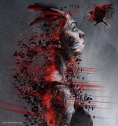 Digital Art by Bojan Jevtic