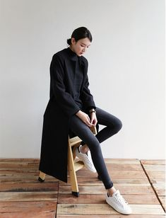 """The athleisure trend isn't going anywhere. Don't believe me? Well """"athelisure"""" was just added to the Merriam-Webster dictionary and Victoria Beckham has been wearing more flats than heels. This doesn'"""