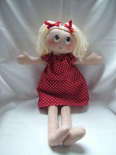 Hug Me Doll  (Clara) FREE UK POSTAGE