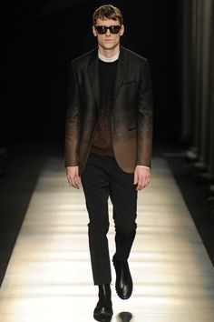 Neil Barrett | Fall 2014 Menswear Collection | Style.com