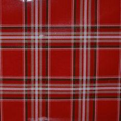 Christmas Tartan PVC - Red • Shop • Remnant Kings Red Shop, Tartan, Upholstery, Interior, Christmas, Fabric, Shopping, Xmas, Tejido