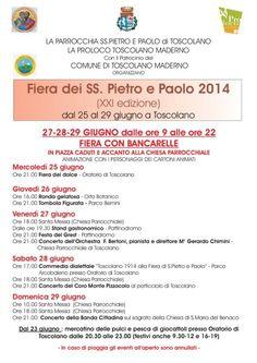 Lake Garda Events- Fiesta di San Pietro and San Paolo