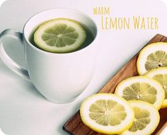 Lemon water purifies the liver by encouraging the production of bile. It also promotes healthy liver function by strengthening liver enzymes. #Lemonesse #Chicago