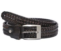 ‪#‎HIDEMARK‬ BROWN ‪#‎LEATHER‬ WOVEN ‪#‎BELT‬: Original Price: Rs.1,350 Priced We ‪#‎Offer‬: Rs.980 ‪#‎Shop‬ the Woven Leather Belt ‪#‎Online‬ at BeltKart: http://bit.ly/1IfkjRt