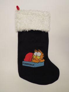 Garfield Christmas Stocking