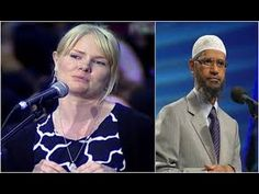 Dr Zakir Naik~Christian Girl Accepts Islam after She Got Answered ~ 2016
