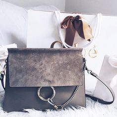 This bag is too beautiful! ... CHLOÉ.