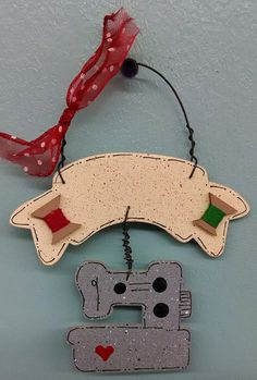 Sewing Ornament