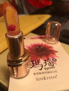 Beauty & Health Lipstick Convenient To Cook Waterproof Long-lasting Moisturizing Lip Makeup Color Change Jelly 3 Years Moisturizing