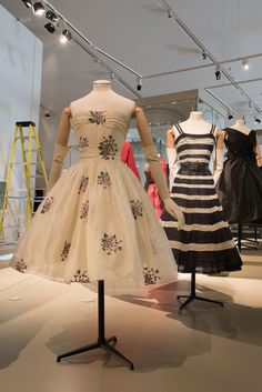Couture à la Canadienne: A Dior Exhibition Opens at the Royal Ontario Museum