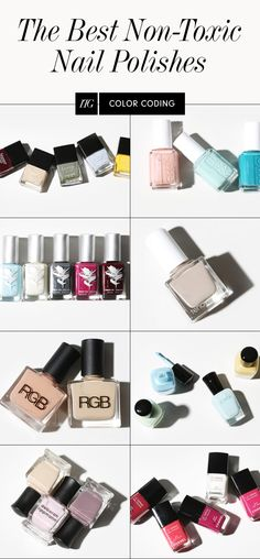 3-, 5-, and 7-free formulations and what it all means for your manicure