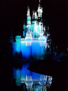 Cinderella's Castle Walt Disney World Fabulous