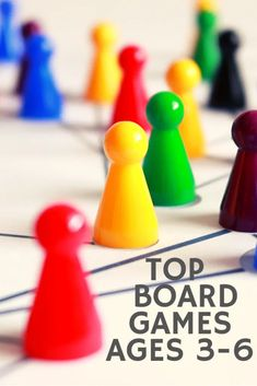 Top Board Games Ages - A Slice of Homeschool and Life