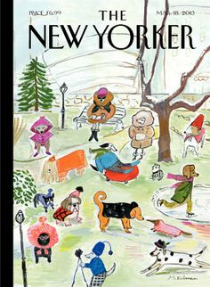 Maira Kalman | The New Yorker Covers