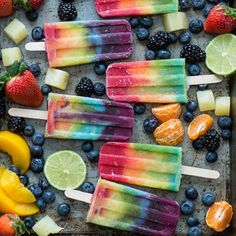 Warm days are here and we can't think of a better way to cool off than with delicious homemade popsicles! Here are The 11 Best Homemade Popsicles Recipes we could find because variety is key.