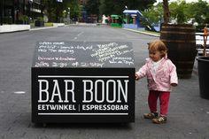 Bar Boon, Mediapark Hilversum, NL