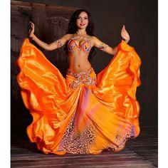 "241 Likes, 14 Comments - BELLYDANCE🌟COSTUMES (@sultana_dressyourdance) on Instagram: ""Hot Orange 🔥 #Sultana_DressYourDance_Autumn2016…"""
