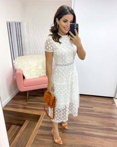 Modest Church Outfits, Modest Wear, Modest Dresses, Stylish Dresses, Cute Dresses, Short Dresses, I Dress, Lace Dress, Women Clothing Stores Online
