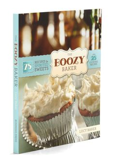The Boozy Baker. You already bake goods overflowing with love, so why not add some spirits into your sweets as well? #multi #wedding #modcloth
