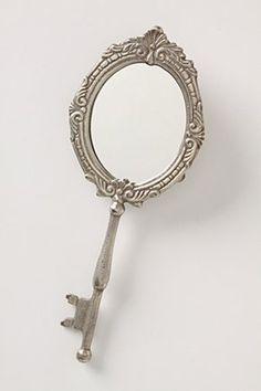 Love antique mirrors