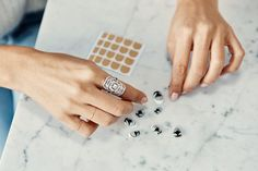 Ring by Ed Pinaud (everyday diamonds) http://ed-pinaud.com/produits/54/#ladies-steel-jewellery