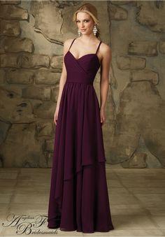 Bridesmaids Dresses – Angelina Faccenda Bridesmaids Dress Style 20464