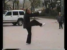 Tai Chi - Wu Style by Fei Guo Qing! - YouTube  Beautiful tai chi carried out in Shanghai 2001