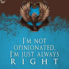 Ravenclaw - and this is why I think I probably shouldn't be in Hufflepuff