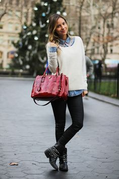 Look – Jeans in New York