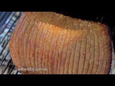 Weber Q Recipes Pork : Crackling Roast Pork on your Weber Family Q (Q320)