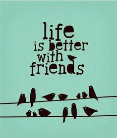<3 true friends