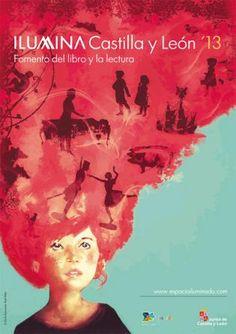 Ideas que cobran vida a través de los cuentos ilustrados #IluminaCyL 2013