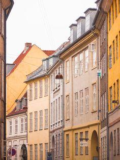 City-guide de Copenhague: toutes mes bonnes adresses Grand Parc, Odense, Le Havre, Guide, Multi Story Building, Street View, Vintage Buffet, Denmark, Viajes