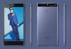 Huawei представила два новых цвета для смартфона P9: красный и синий • HI- TECH…