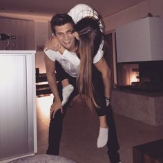 Image via We Heart It #boyfriend #couple #oneyear #love #myone