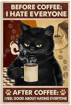 Cat Quotes, Funny Quotes, Funny Memes, Hilarious, Jokes, Cute Cats, Funny Cats, Funny Animals, Cat Fun