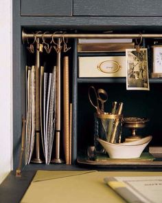 Tension rods are the perfect, versatile tool to better organize your home.